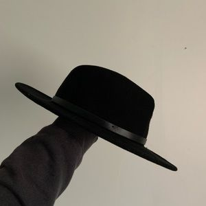 FREE PEOPLE FEDORA HAT NWT